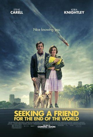 فيلم Seeking A Friend For The End Of The World 2012 طاقم