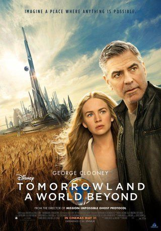Tomorrowland يتصدر إيرادات شباك التذاكر في أمريكا