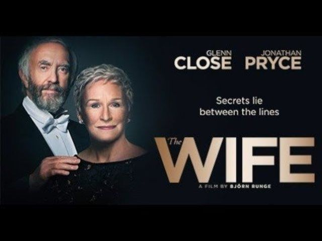 Movie - The Wife - 2017 Cast، Video، Trailer، photos، Reviews، Showtimes