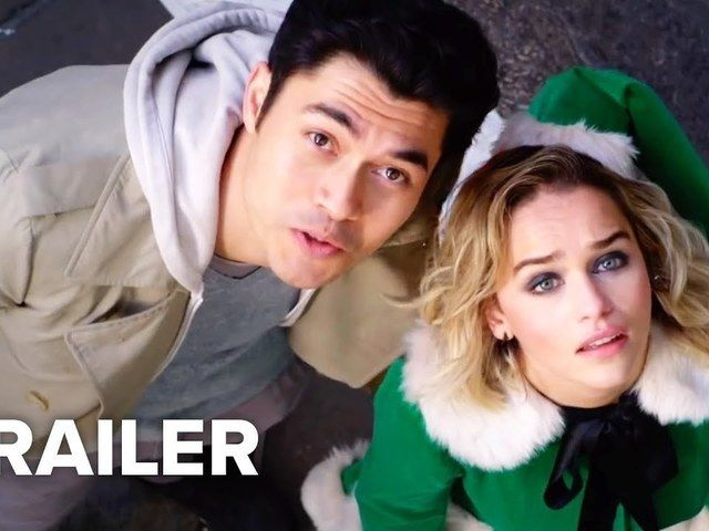 Last Christmas 2019.Movie Last Christmas 2019 Cast Video Trailer Photos