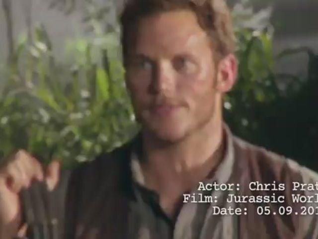 Jurassic World فيلم 2015 طاقم العمل فيديو الإعلان صور