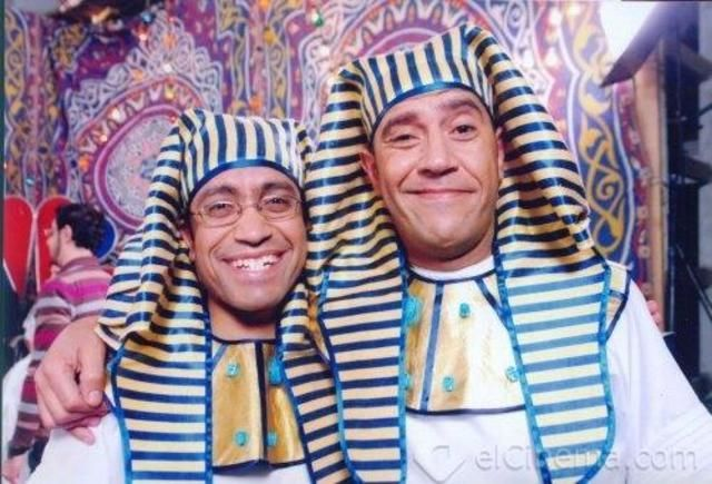 Actor Ashraf Abdel Baki Ends Rumors Of Disputes With Sameh Hussein By Being A Guest Honor In His Series Al Zanaty Megahed