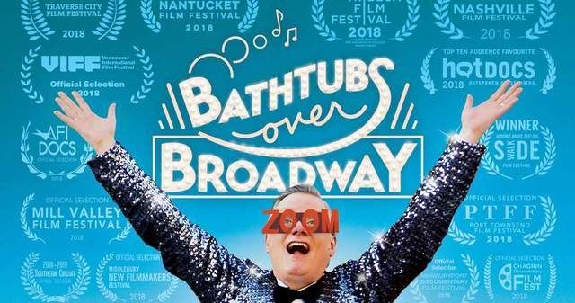 bathtubs over broadway' trailer: discovering the hidden world of