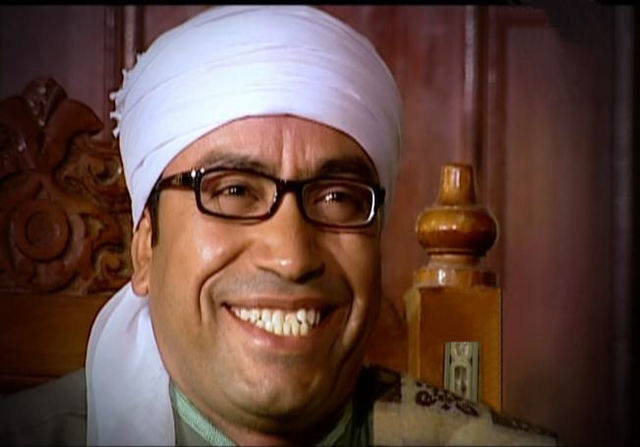 Actor Ashraf Abdel Baki Ends Rumors Of Disputes With Sameh