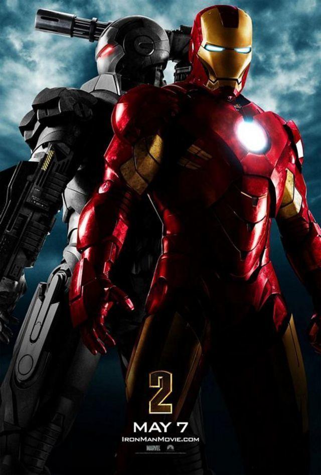 فيلم Iron Man 2 2010 معرض الصور