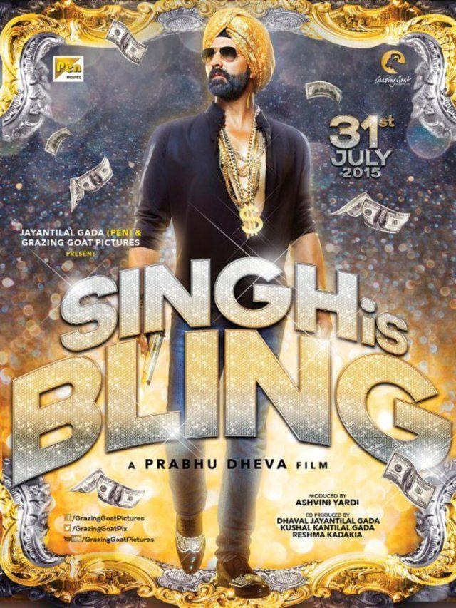Movie - Singh Is Bliing - 2015 - Photo Gallery