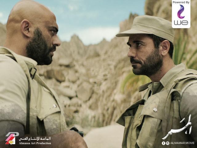 بالصور تعرف على شخصيات فيلم الممر للمخرج شريف عرفة مقال