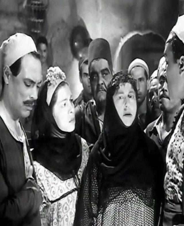 فيلم إسماعيل يس يقابل ريا وسكينة 1955 معرض الصور