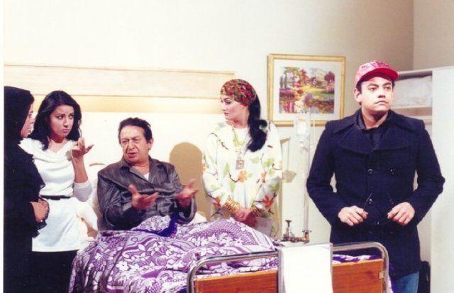 عائلة الحاج متولى